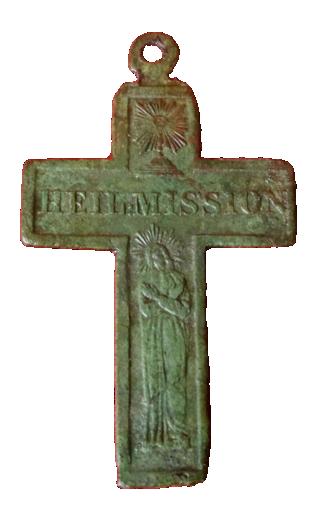 Cruz de Mission 77a10