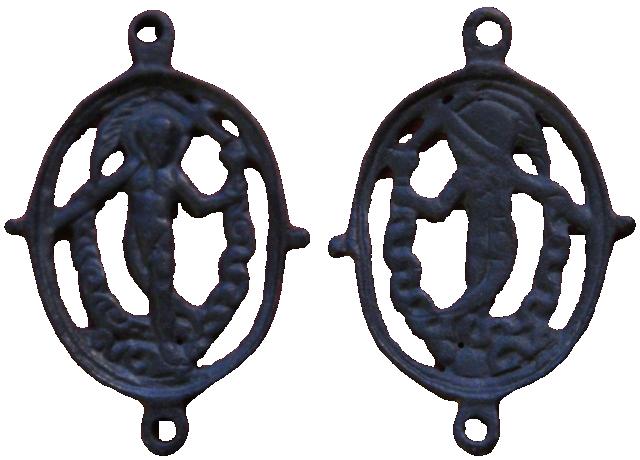 ¿Quién puede ayudar con la identificación de esta medalla? 910