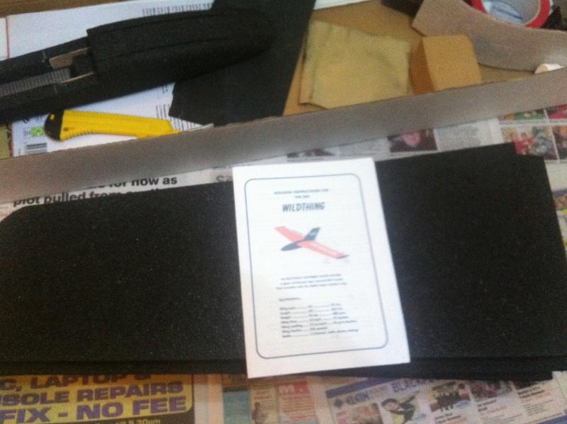 Xmas Present SAS Wildthing 46 Img_2713