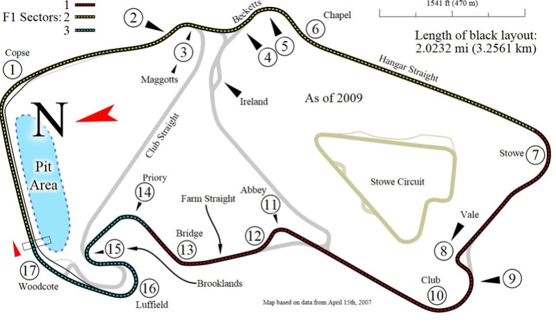 20171218 - 21:30 - GTE - SILVERSTON GP- Setup Open Circui10