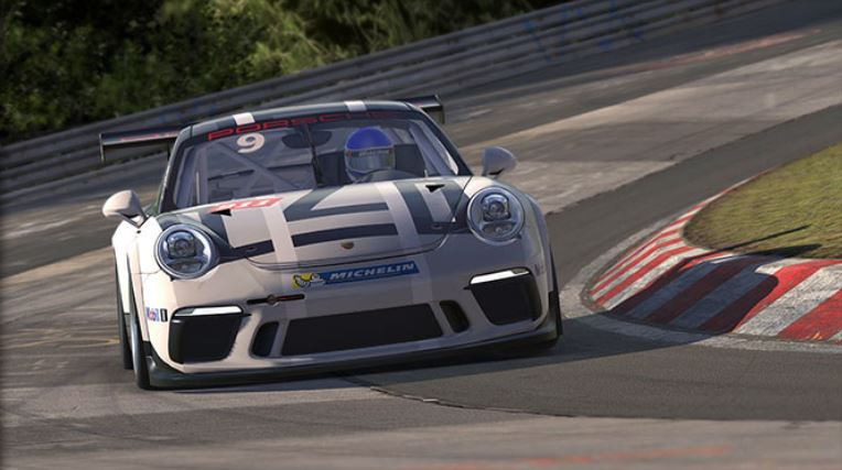 20171026 - 21:45 - Spa Francorchamps - Porsche 911 GT3 Cup - Setup Open Porche10