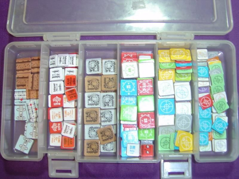 Organization and Storage Amalga12
