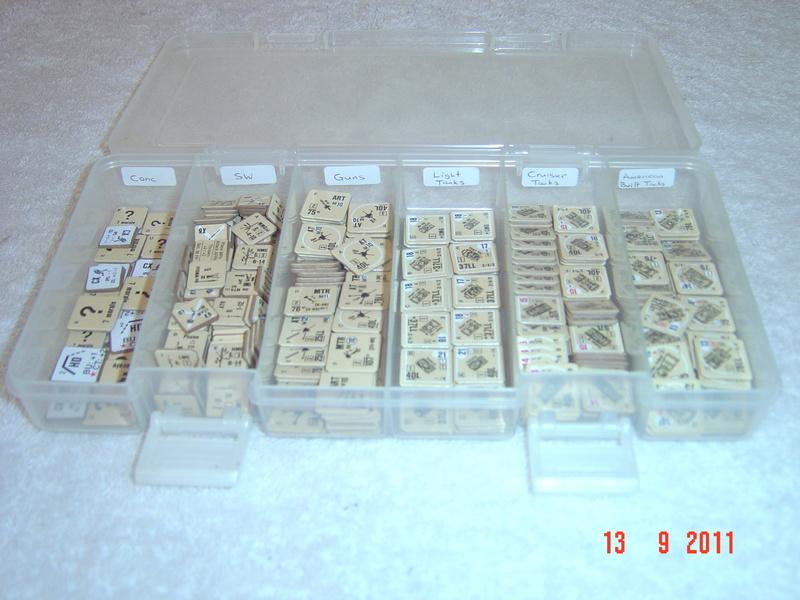 Organization and Storage Britis16