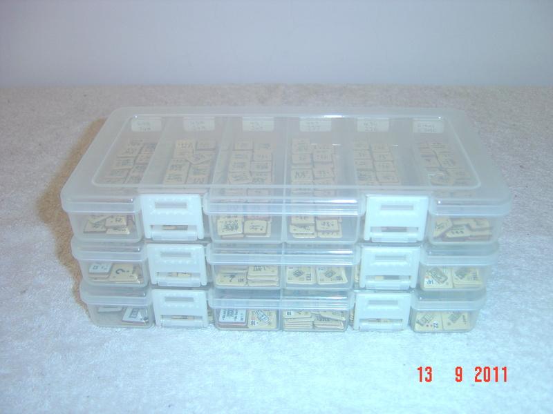 Organization and Storage Britis18