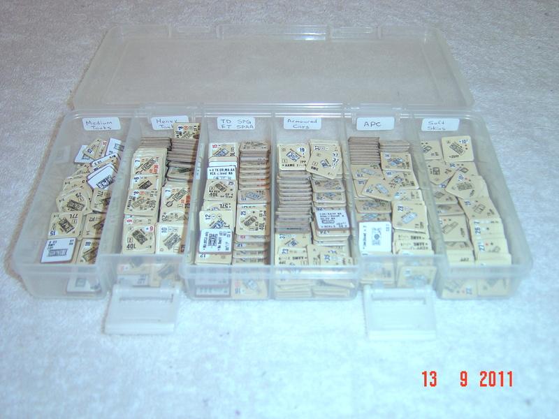 Organization and Storage Britis20
