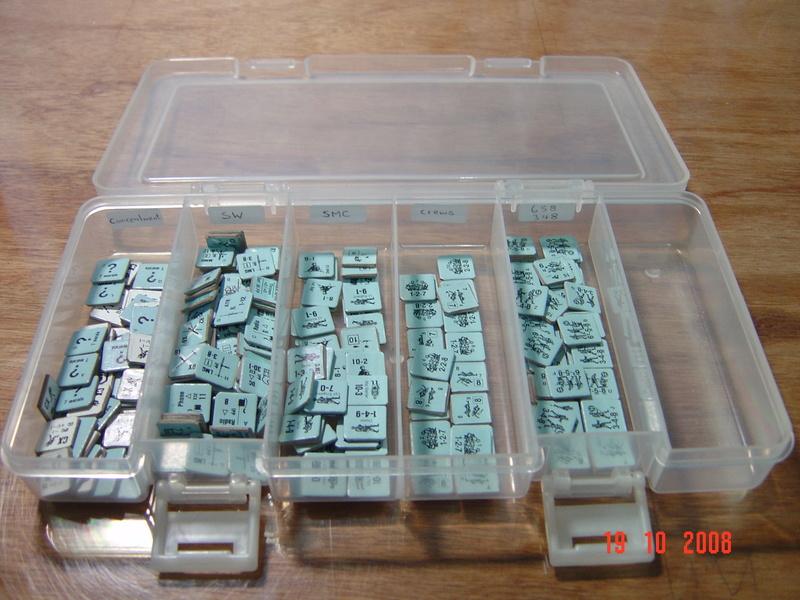 Organization and Storage German13