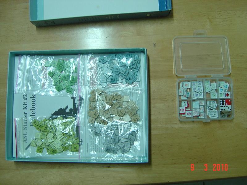 Organization and Storage Sk210