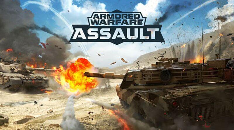 """Armored Warfare débarque ....sur Mobile ! (""""Assault"""") Img_0111"""