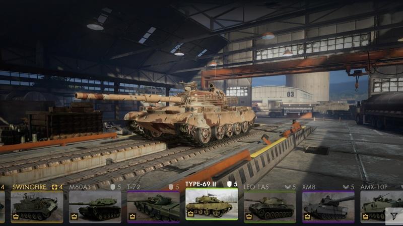 """Armored Warfare débarque ....sur Mobile ! (""""Assault"""") Mobile10"""