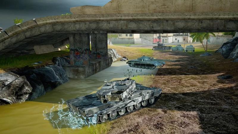 """Armored Warfare débarque ....sur Mobile ! (""""Assault"""") Mobile12"""