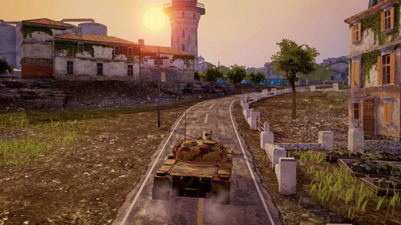 """Armored Warfare débarque ....sur Mobile ! (""""Assault"""") Mobile13"""
