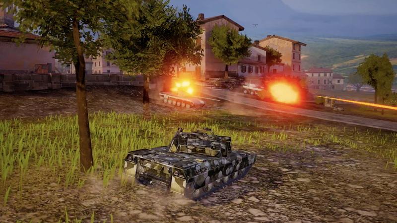 """Armored Warfare débarque ....sur Mobile ! (""""Assault"""") Mobile14"""