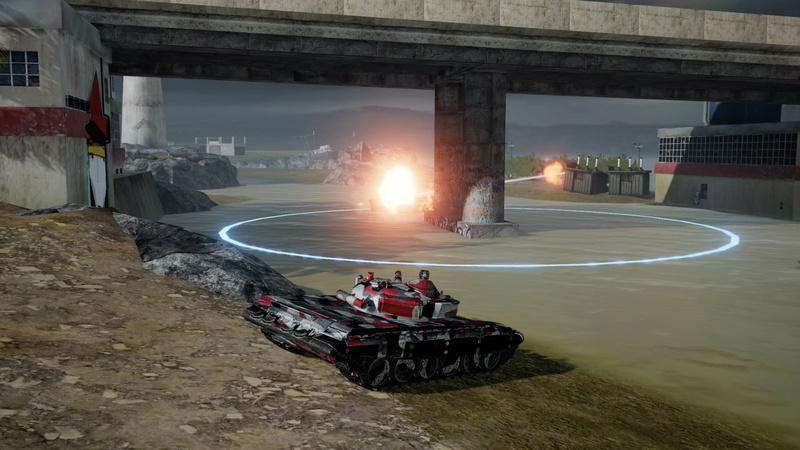 """Armored Warfare débarque ....sur Mobile ! (""""Assault"""") Mobile15"""