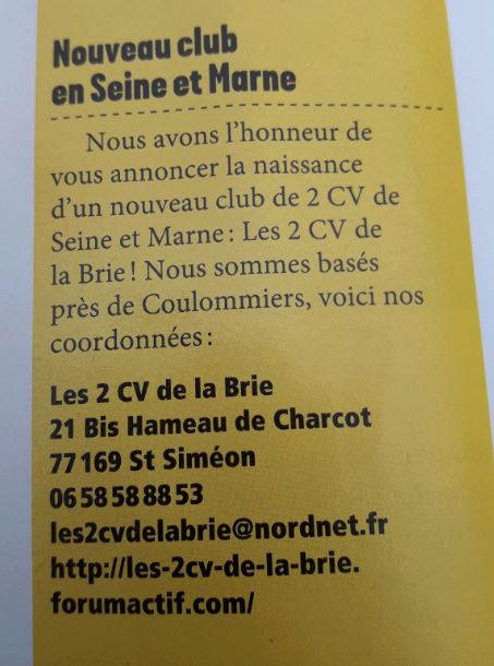 Le Club dans la Presse 88811