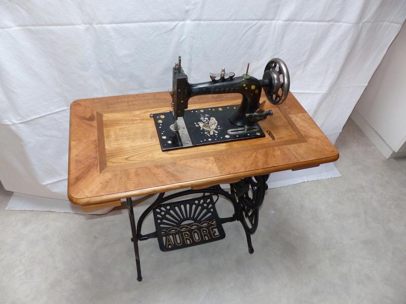 Restauration d'une machine aurore de 1889 P1160912