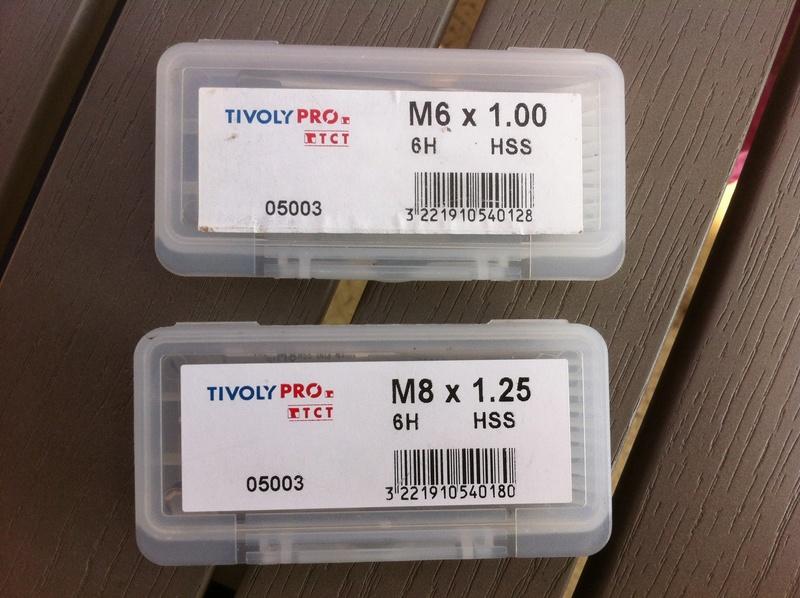[ VENDU ] lot 2 jeux tarauds Tivoly PRO M8/M6 neuf Img_3610