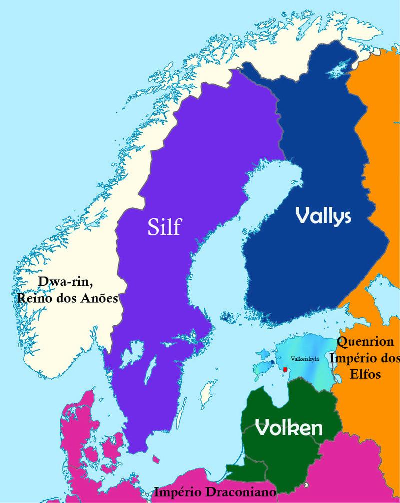 Valkeiskylä - Arquivos Mapa1110