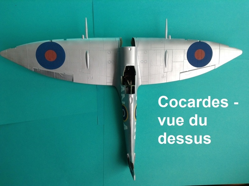 Spitfire Mk VIII au 1/32 de Tamiya - projet à très long terme - Page 2 Spitfi26