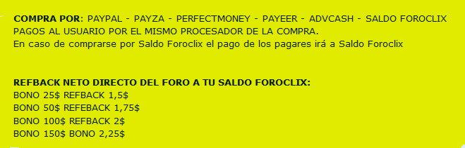 [COMPLETA] PAGARES MCP EXPRESS A 30 DIAS - Pago cada 10 días- Refback fijo x bono - Inversión Individual HILO COMPLETO. IR AL HILO SIGUIENTE - Página 37 Juan_210