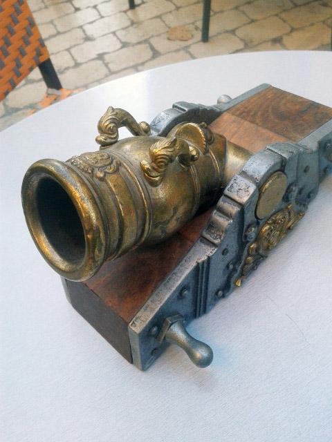Mini bombarde mortier 15eme 17eme ? 20171010