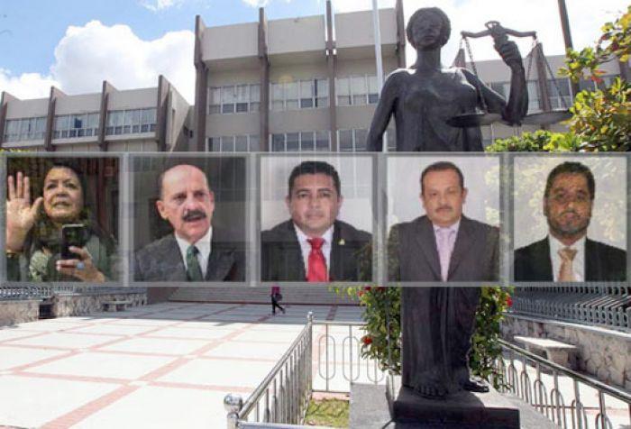 Diputados que vendieron sus votos en el congreso a defenderse en libertad Corrup10