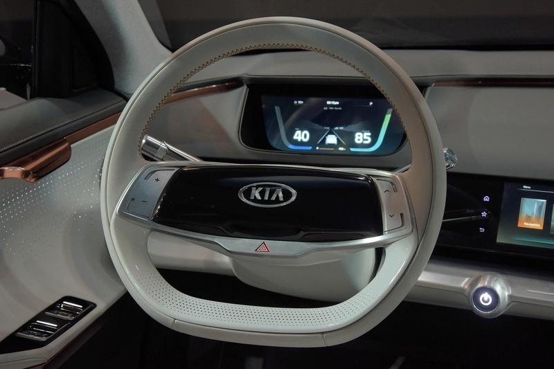 Kia elétrico 2018 (Niro EV) D4a41210
