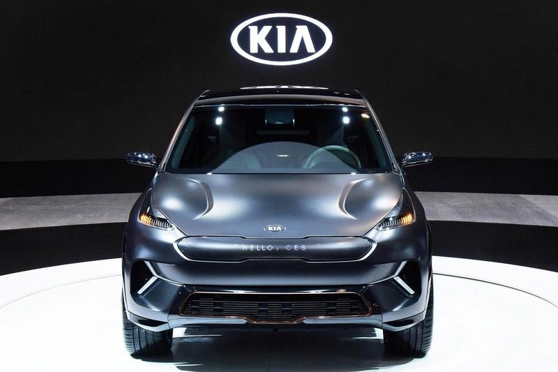 Kia elétrico 2018 (Niro EV) Eff81c10