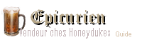 Epicurien - Vendeur chez Honeydukes - Guide