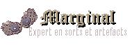 Sorcier en marge - Expert en enchantements et artefacts magiques