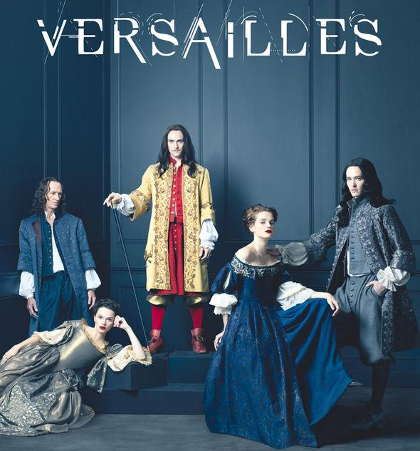 Versailles (2016) The-bb10