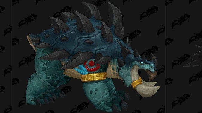 O beastmen conhecido por fada Zandal11