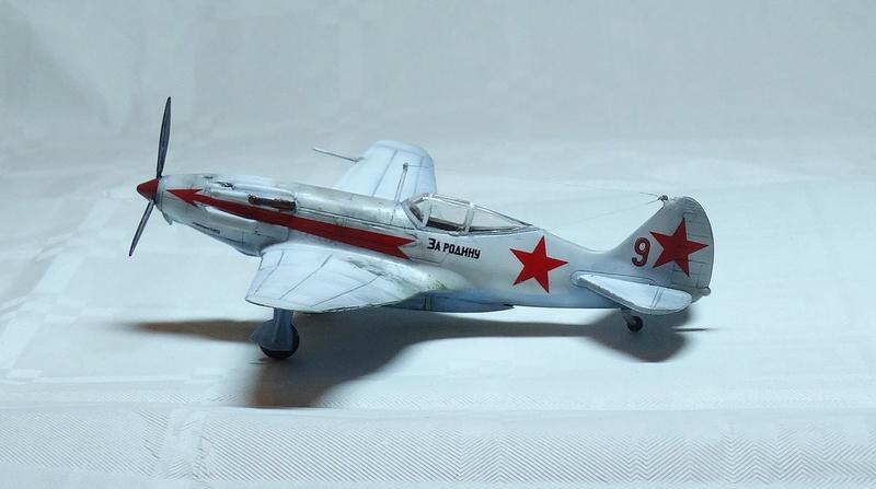 """МиГ-3 от """"Звезды"""" 1:72 111"""