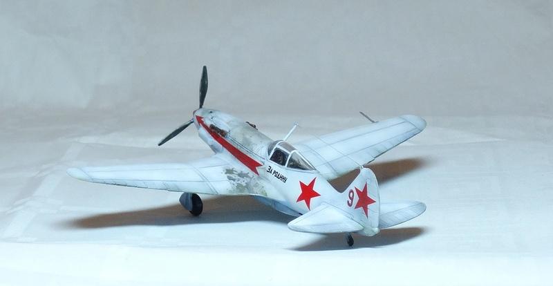 """МиГ-3 от """"Звезды"""" 1:72 311"""