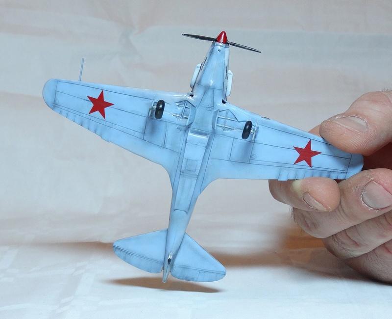 """МиГ-3 от """"Звезды"""" 1:72 511"""