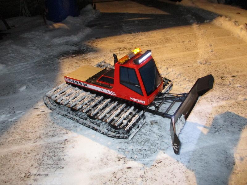 Snow Plowin 11-20-10