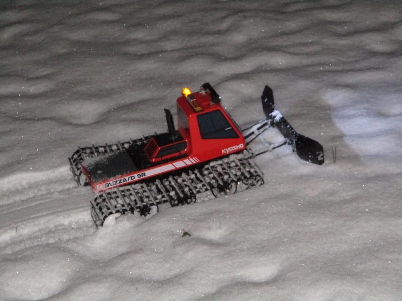 Snow Plowin 11-20-11
