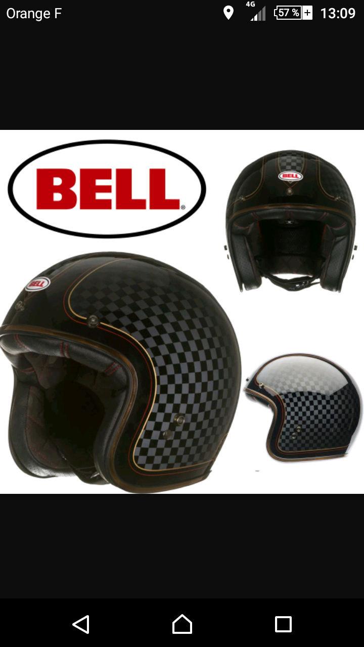 Question : Look Urbain ou look Cosmonaute pour ceux qui roulent à moto sur route? Bell10
