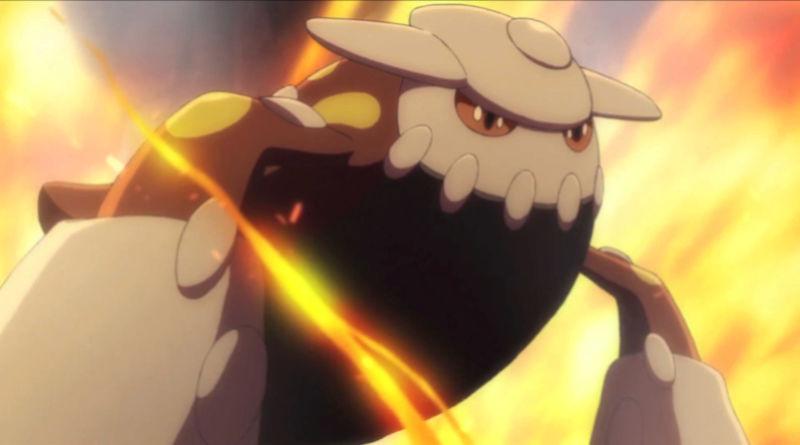 La Captura de Heatran Pokemo10