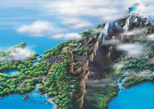 Region de Sinnoh Sinnoh10