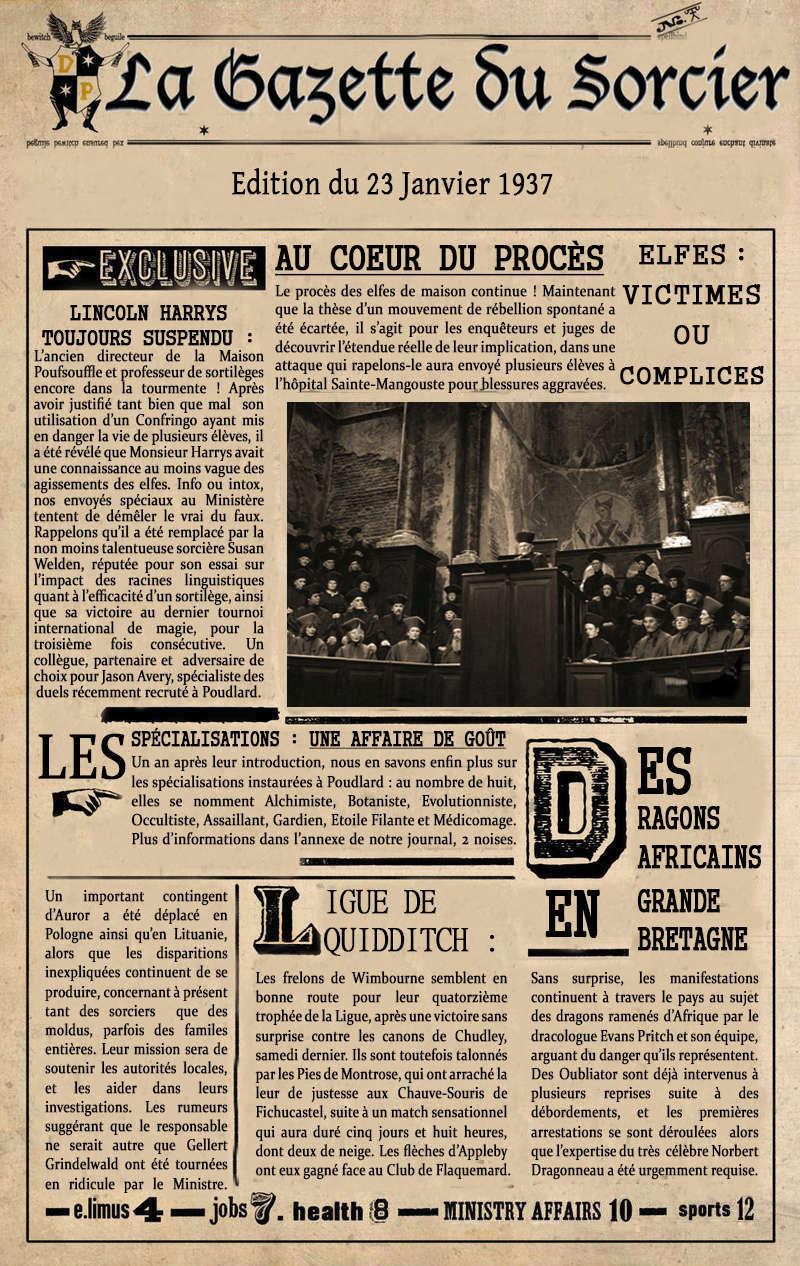 Anciennes Gazettes 110