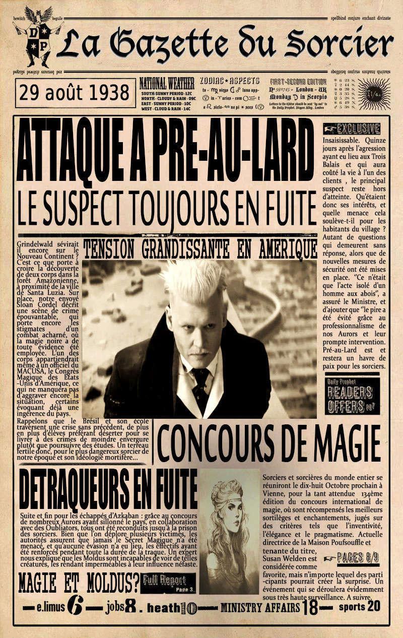Anciennes Gazettes 310