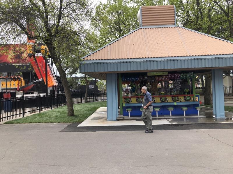 Ouverture du Parc - Photos des changements 4ef21010