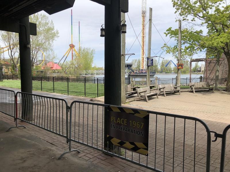 Ouverture du Parc - Photos des changements Ab748c10