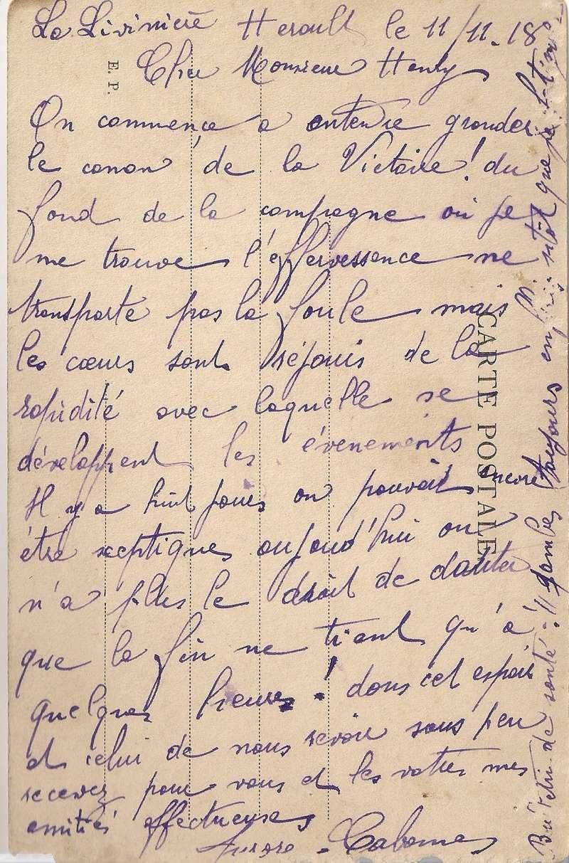 Une perle du 11 novembre 1918 Numyri11