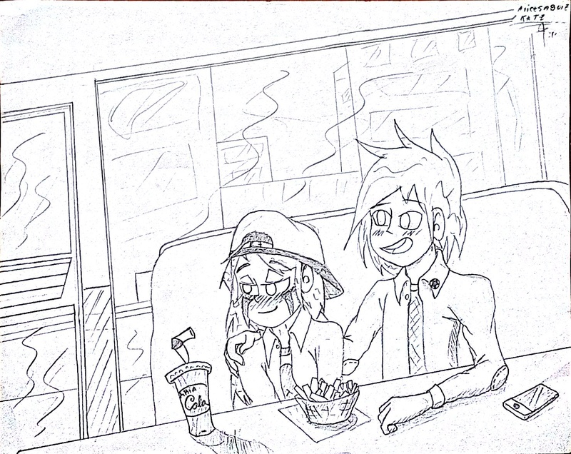 Mis dibujos a lapíz HB :D - Página 12 Alices10