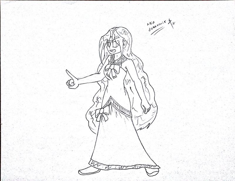 Mis dibujos a lapíz HB :D - Página 12 Aria10