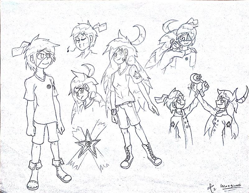 Mis dibujos a lapíz HB :D - Página 12 Image333