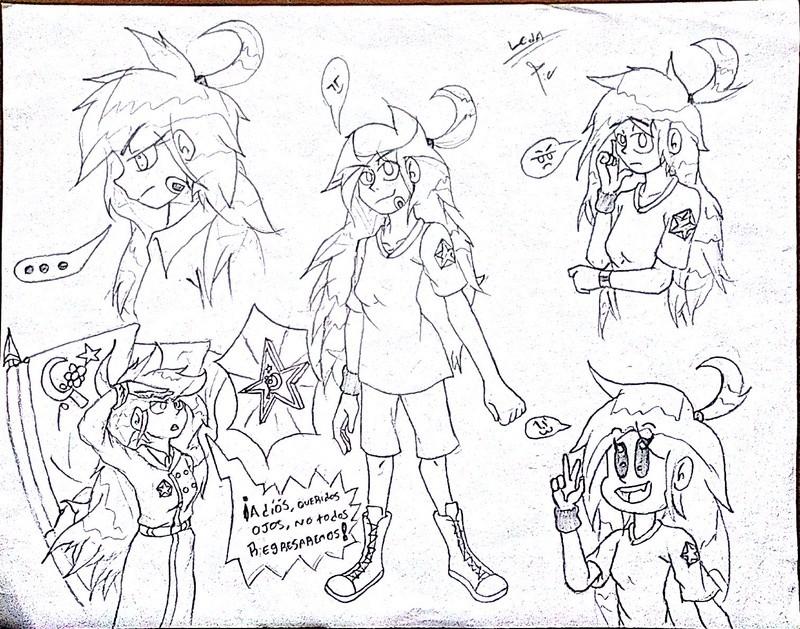 Mis dibujos a lapíz HB :D - Página 12 Image334