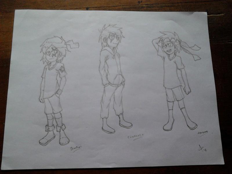 Mis dibujos a lapíz HB :D - Página 12 Img_0310