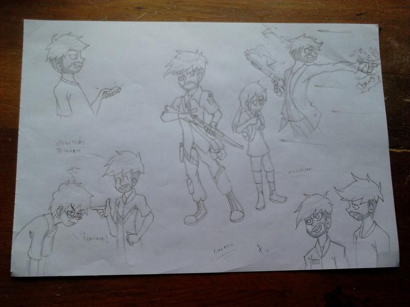 Mis dibujos a lapíz HB :D - Página 12 Img_0311